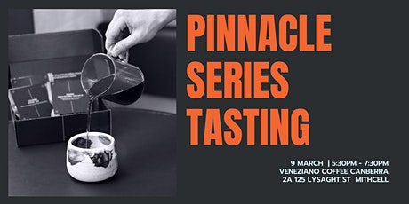 Pinnacle Series Tasting tickets