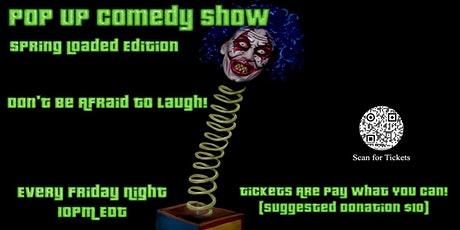 Pop Up Comedy Show - Mar 5 tickets