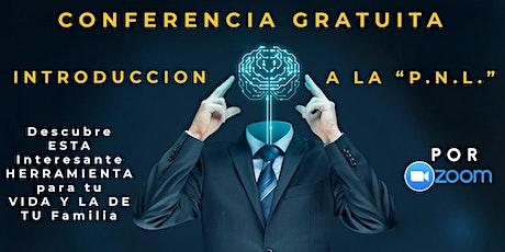 """Taller Gratuito """"Introducción a la Programación Neurolingüística"""" entradas"""