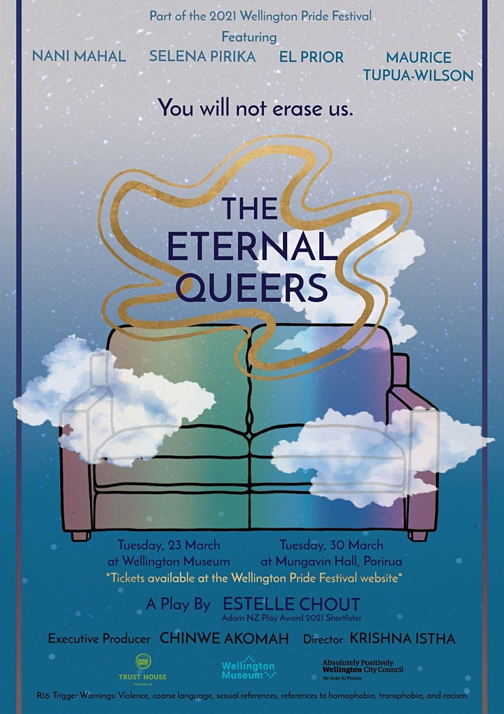 """""""The Eternal Queers""""  Pride Theatre Show image"""