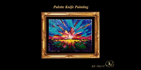 Palette Knife Painting Workshop : Abstract Scenery (Sunday) tickets