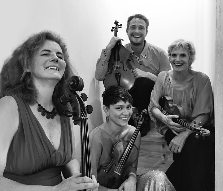 Jade String Quartet Four-Concert Series – Concert One image