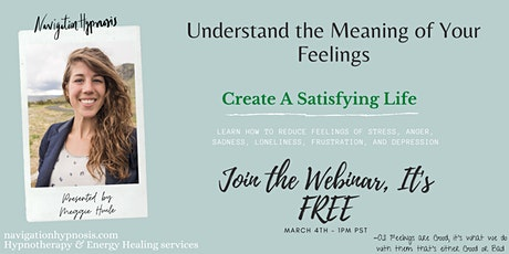 Understand the Meaning of Your Feelings tickets