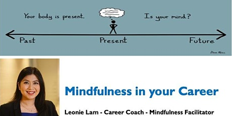 Mindfulness in your Career tickets
