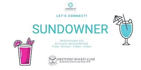 Sundowner - Whitford Hockey Club tickets