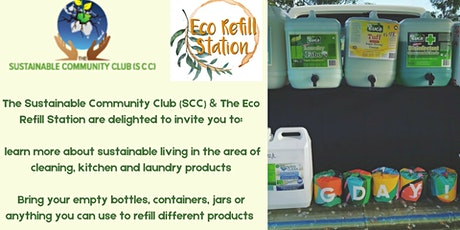 Sustainable living in the area of Cleaning, Kitchen and Laundry Products tickets