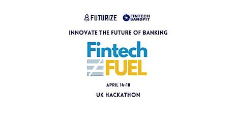 FintechFuel Hackathon 2021 tickets
