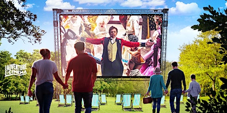 The Greatest Showman Outdoor Cinema Sing-A-Long in Exeter tickets