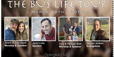 The Bus Life Tour | Springfield, MO tickets