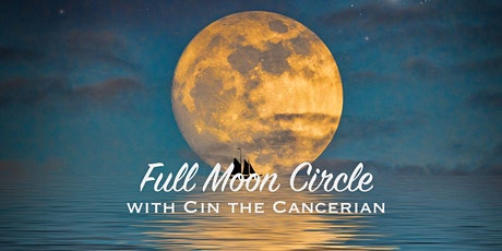 Cin's Full Moon Circle tickets