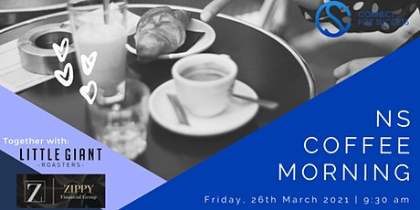 North Shore Coffee Morning - Let your business BOOM through 2021 tickets