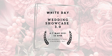 【Wedding Showcase 3.0.White Day】presented by Sennet Frères & Alexander Hera tickets