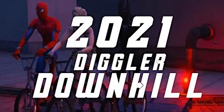 2021 Diggler Downhill tickets