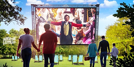 The Greatest Showman Outdoor Cinema Sing-A-Long at Bath Racecourse tickets