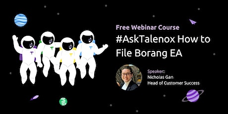 #AskTalenox How to File Borang EA tickets