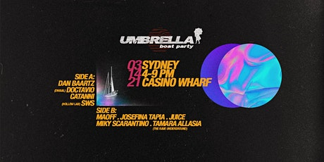 Umbrella Sessions 2nd edition tickets