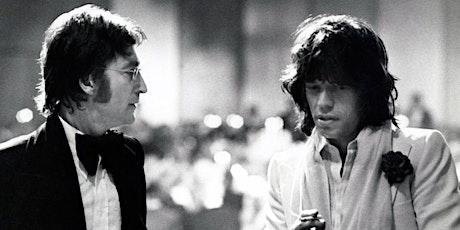 The Beatles vs The Rolling Stones biglietti