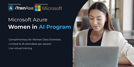 Microsoft Azure Women in AI Program - Philippines tickets