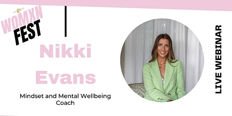 How to get out of your own way, grow your mindset and change your world tickets