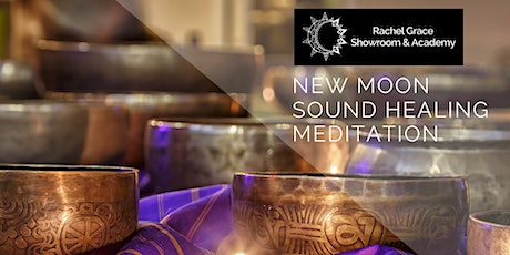 NEW MOON SOUND HEALING MEDITATION tickets