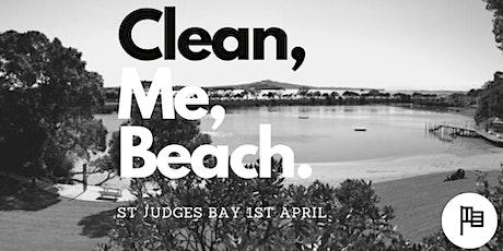 Clean Me Beach tickets