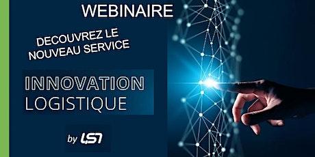 Webinaire LSN -Présentation de l'offre Innovation billets