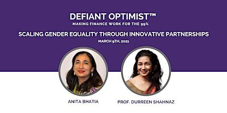 Defiant Optimist #3 - Anita Bhatia tickets