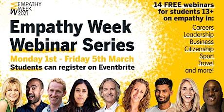 Empathy Week Webinar Series 2021 tickets