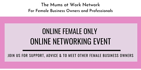 Networking Event for Female Business Owners tickets