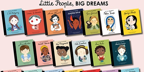 Little People, Big Dreams tickets