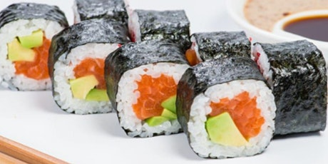 In-Person Class: Make Your Own Sushi (DC) tickets