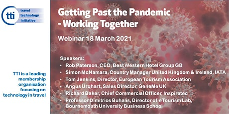 Getting Past the Pandemic - Working Together tickets