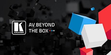 Le Reti IT e gli apparati Audio Video, come integrarli al meglio biglietti