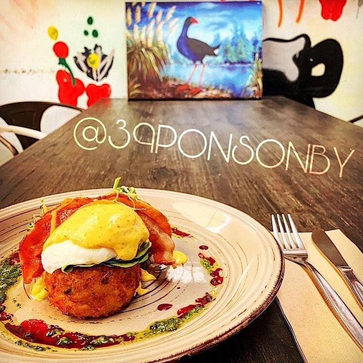 Bren & Mark @ Cafe 39 (Ponsonby Road) image