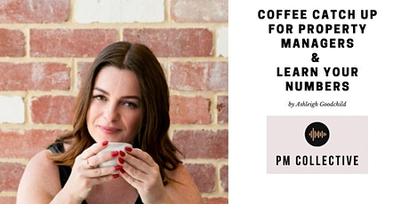 NOR Coffee Catch Up - Property Managers Know your numbers ! tickets