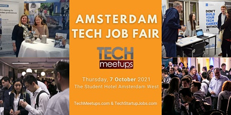 Amsterdam Tech Job Fair tickets