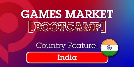 Games Market Bootcamp: India tickets