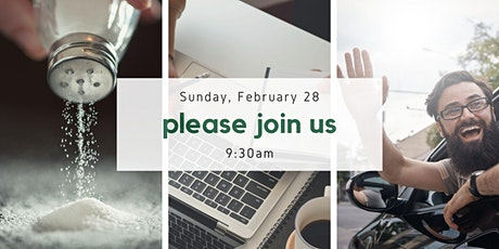Sunday Morning Service-  February 28, 2021 tickets