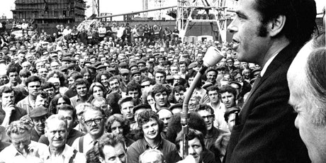 Leadership and trade union struggles: lessons from Jimmy Reid and the UCS tickets