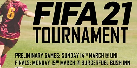 UCAFC FIFA 21 Tournament tickets