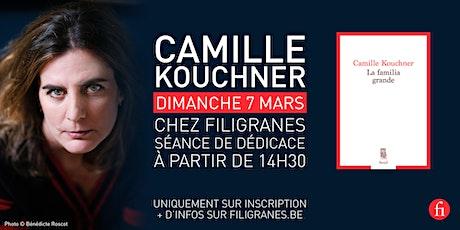 Camille Kouchner en dédicace ! billets