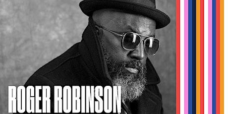 Roger Robinson tickets