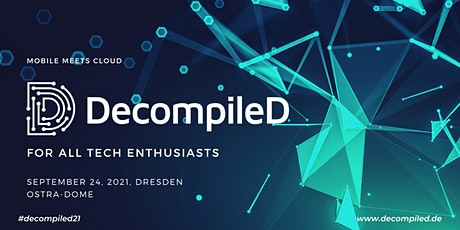 DecompileD Conference Tickets