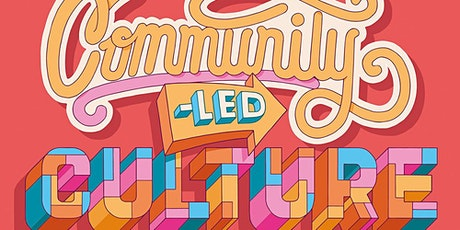 Creative People Places Programme - Community Groups Workshop tickets