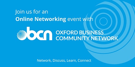OBCN Online Networking Event Tickets