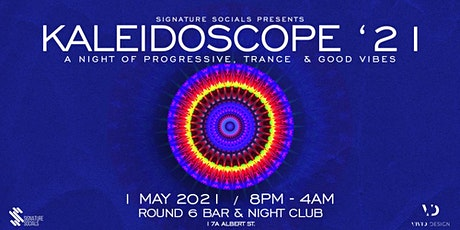 Kaleidoscope '21 tickets
