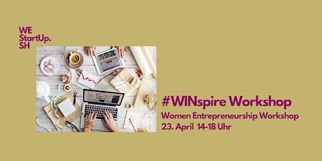 """#WINspireWorkshop: """"Wirken, wenn es darauf ankommt"""" Tickets"""