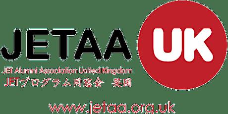 JETAA-UK 2021 AGM tickets