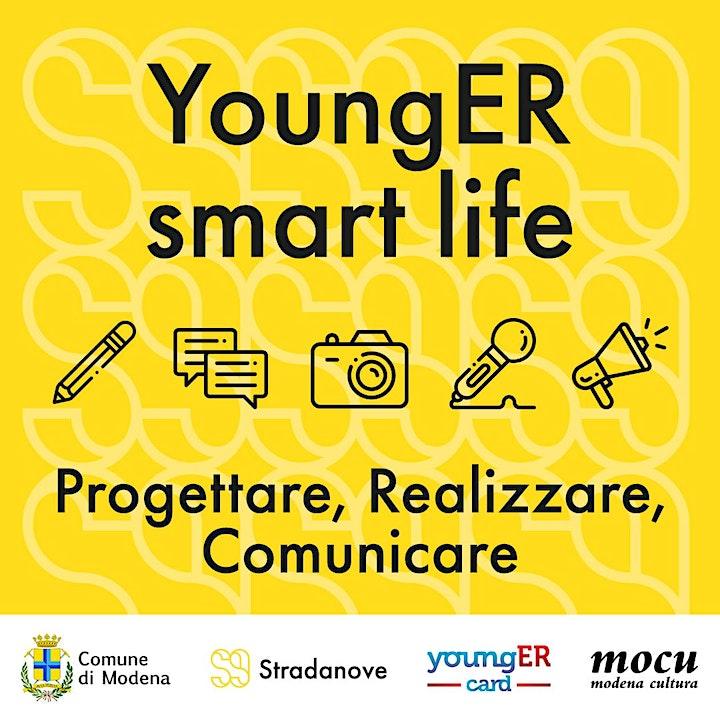 Immagine YoungER smart life   Progettare, realizzare, comunicare