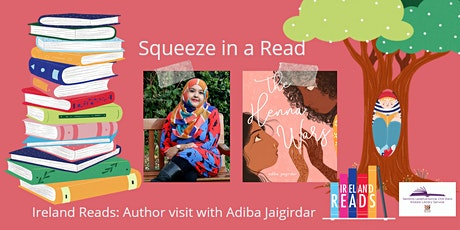 Ireland Reads: Author visit with Adiba Jaigirdar tickets